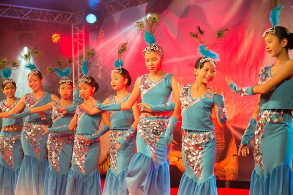 Danse traditionnelle nikaoin